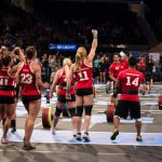 New York Rhinos Win First Ever Grid Match!