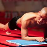 World Record Planker