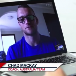 Chat with Mackay of Team Australia