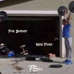Thruster Marathon vs Pat Barber and Wes Piatt