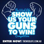 COMPETITION TIME - Show Us Your Guns To Win!