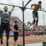 Weekend Workout with Team Merica and Rich Froning
