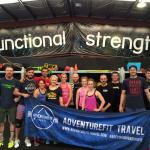AdventureFit Travel and Richie Patterson