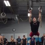 Noah Ohlsen - 28 Unbroken Muscle Ups