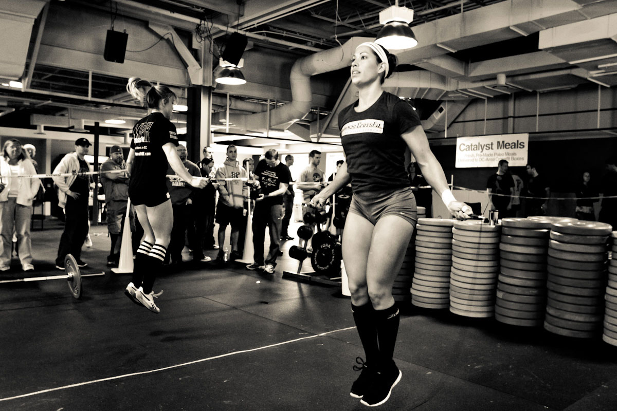 The 2015 CrossFit Open Starts Now