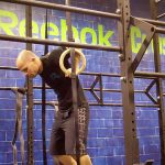 Chris Spealler with 30 Strict Muscle Ups