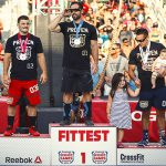 2015 CrossFit Open Announcements and Athletes