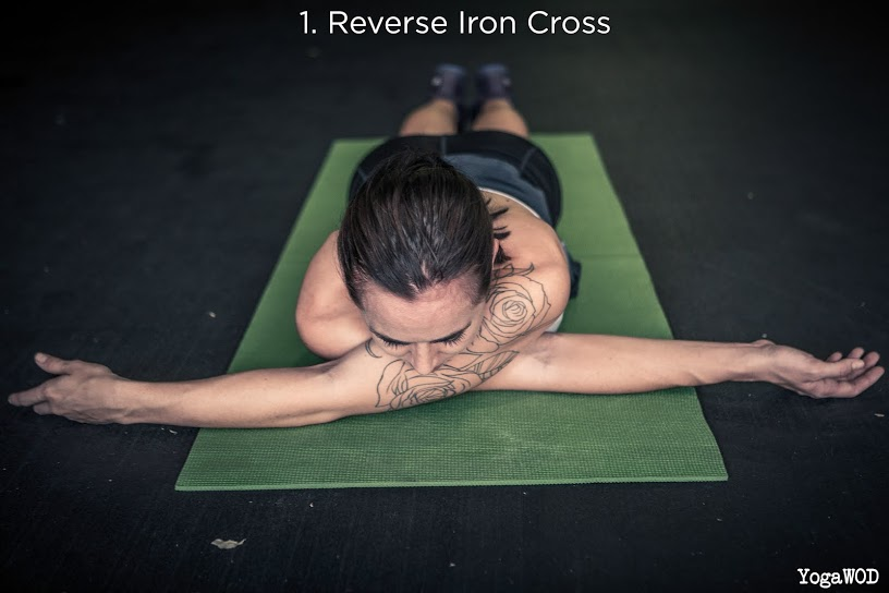 Reverse Iron Cross Header