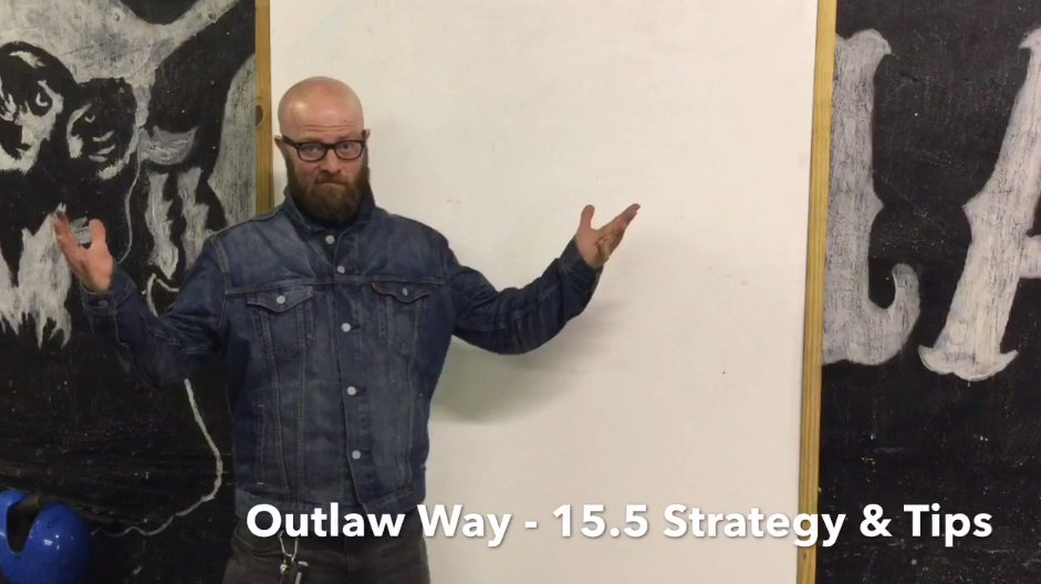 CrossFit Open 15.5 Strategy - Outlaw Way