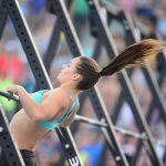 Camille LeBlanc-Bazinet CrossFit Open Workout 14.2