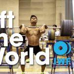LIFT THE WORLD