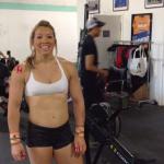 Colleen Fotsch Wins CrossFit Open Workout 15.5