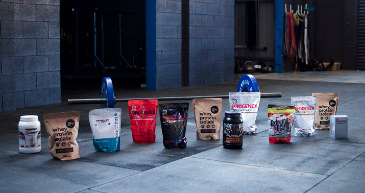 Top 6 Supplements for CrossFit