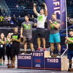 Week 2 CrossFit Regionals : Pacific, East, and California