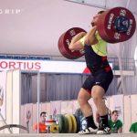 Timur Naniev (105) - 187/229 2015 Russian Championships @ 20 years old