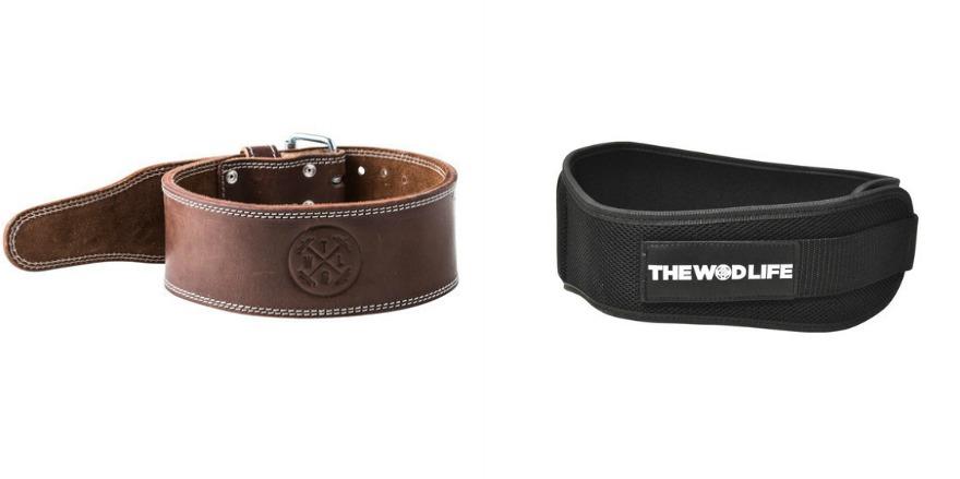 Buckle vs Velcro belts