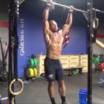 Rich Froning - [Snatch, Clean and Jerk, Pull-ups, Double under WOD]