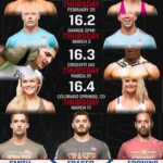 The 2016 CrossFit Open