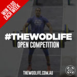 #THEWODLIFE OPEN COMP