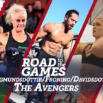 Road to the Games The Avengers