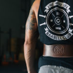 The WOD Life Weightlifting Belt