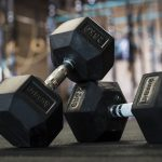 Dumbells in the CrossFit Open