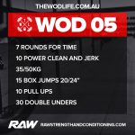 CrossFit Open Ready - Week Five