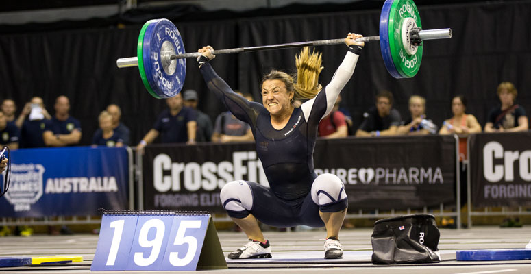 Kara Webb Snatch