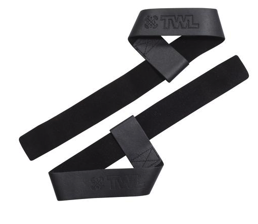 leather weightlifting straps