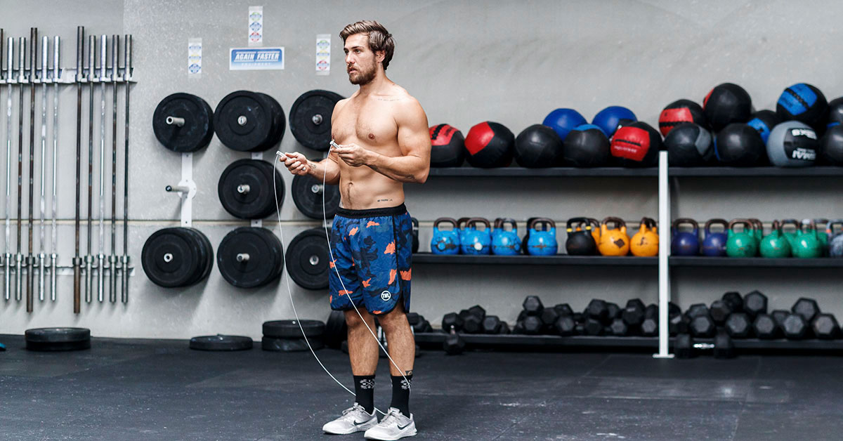 sizing your speed rope