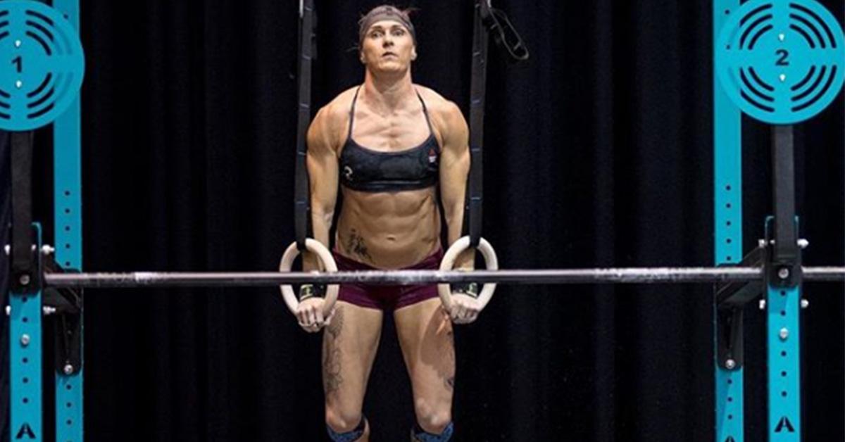 samantha briggs muscle-ups
