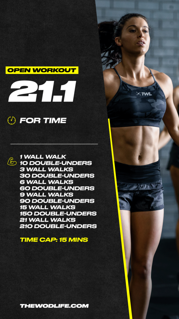 Open Workout 21.1