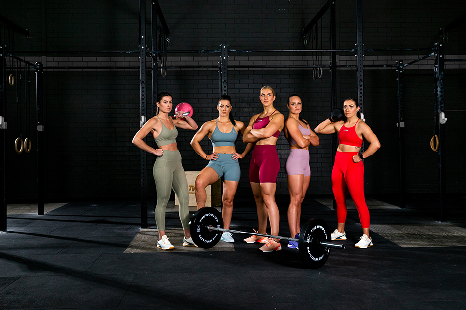 women's collection the wod life