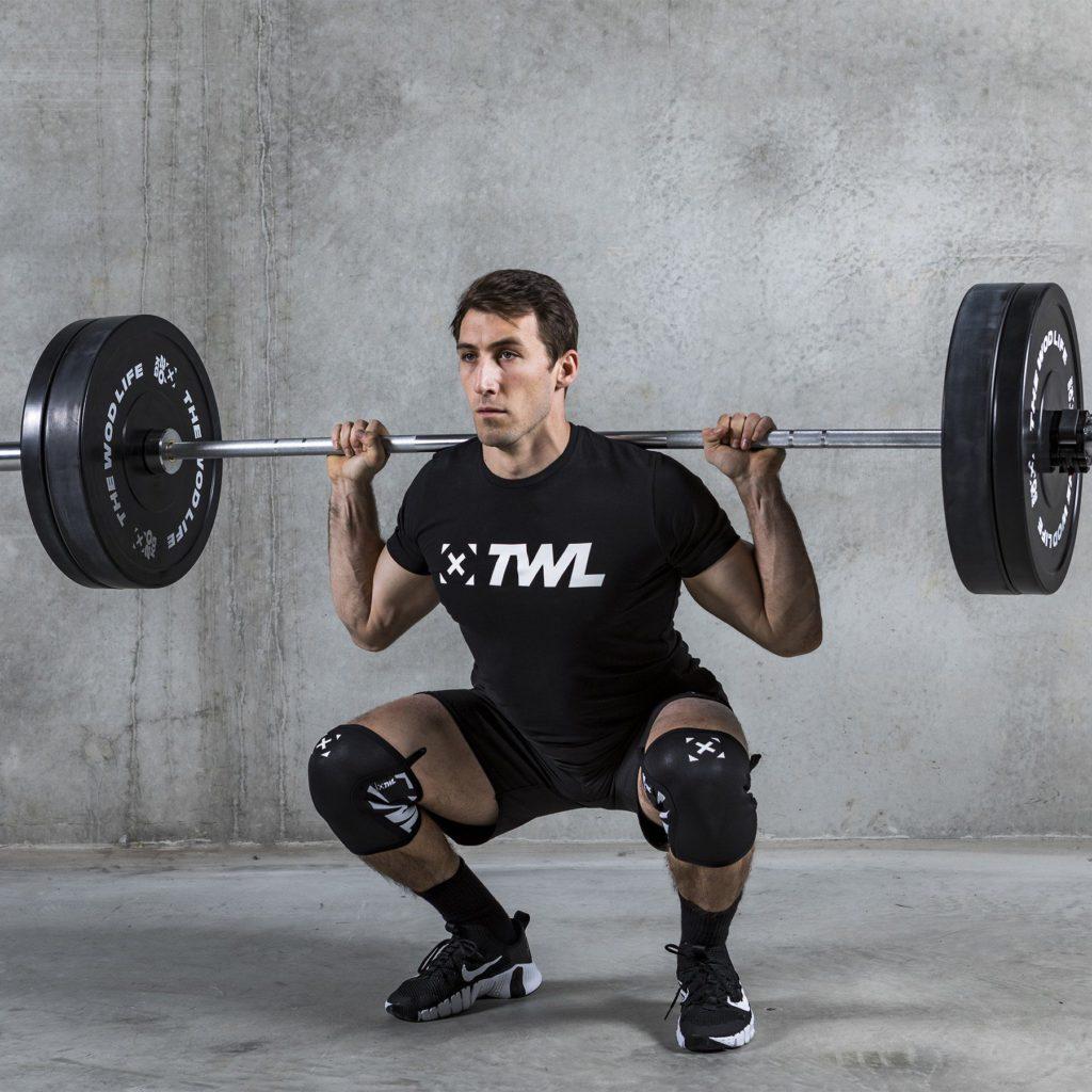 TWL everyday knee sleeves fitness gear