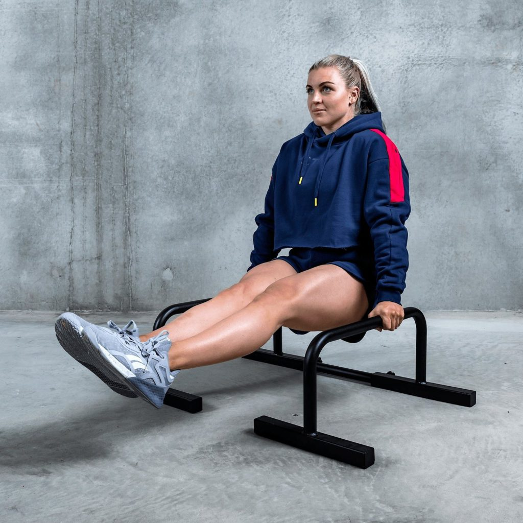 parallete bars home gym equipment for small spaces
