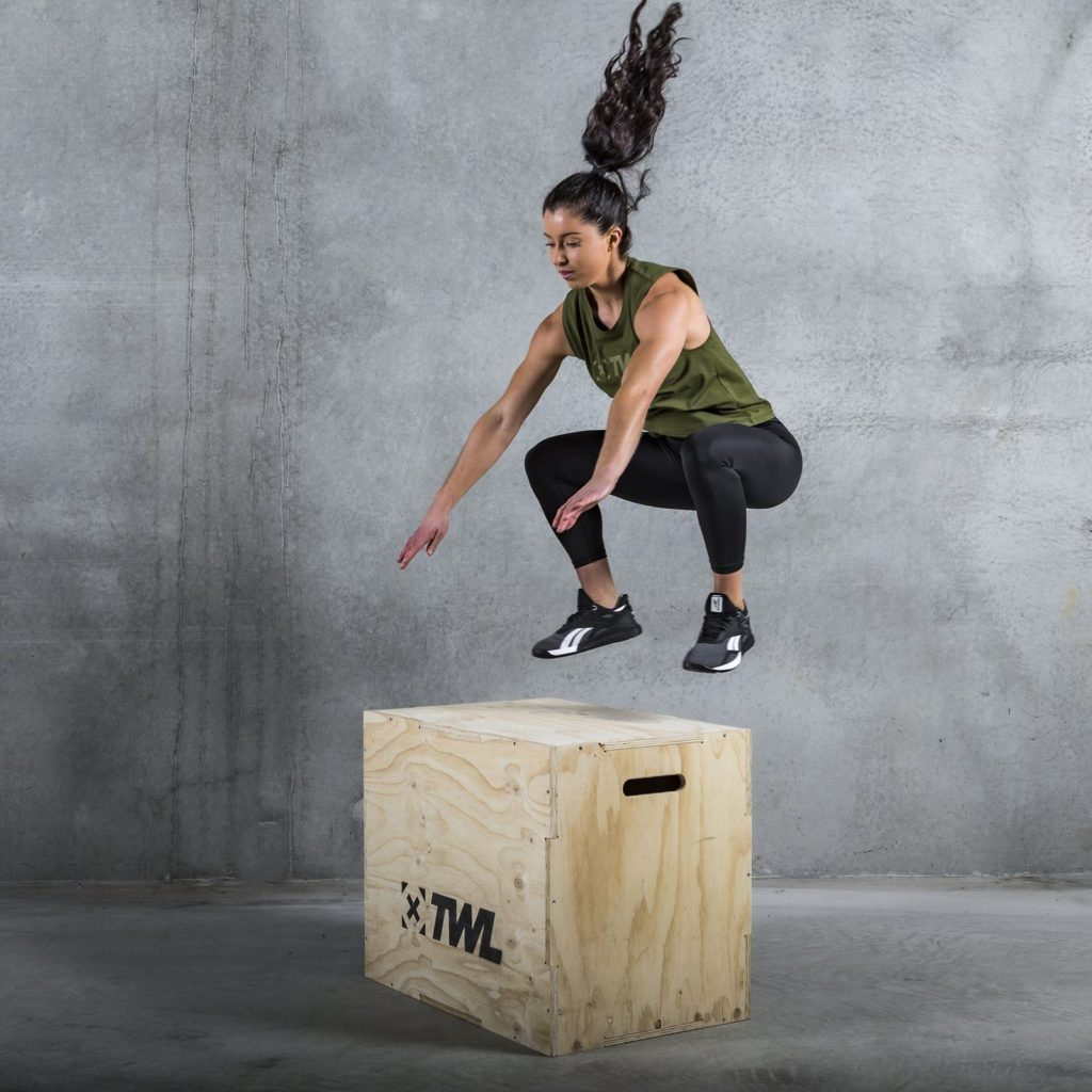 plyo box best home gym equipment for small spaces