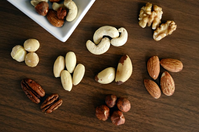 nuts and seeds to speed up recovery